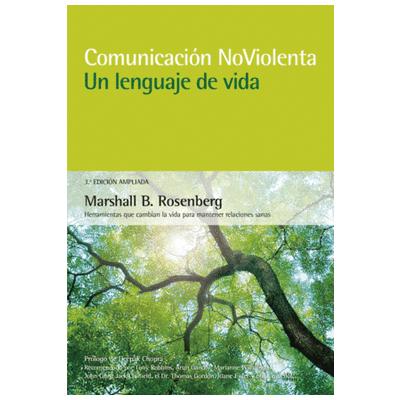 portada libro comunicación no violenta un lenguaje de vida