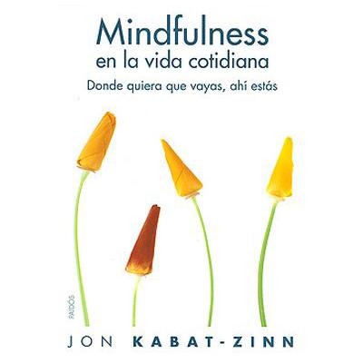portada libro mindfulness en la vida cotidiana