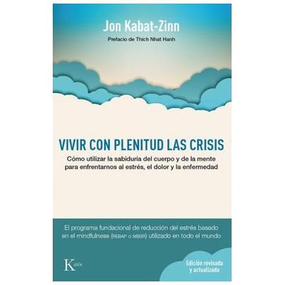 portada libro vivir con plenitud las crisis